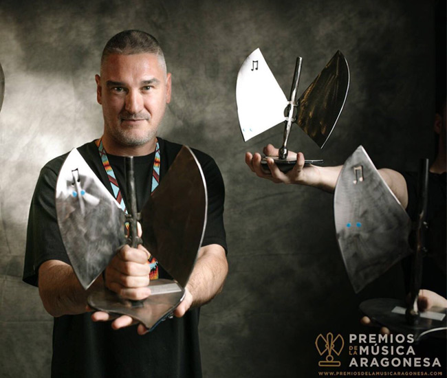 kaseo premios musica aragonesa